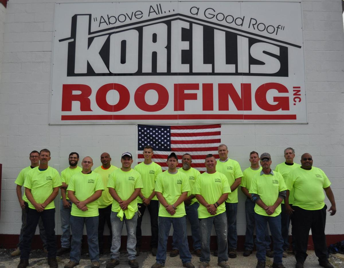 Korellis Roofing provides community support during the holidays and year-round