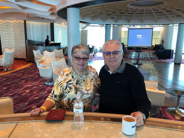 Michael and Linda Mason