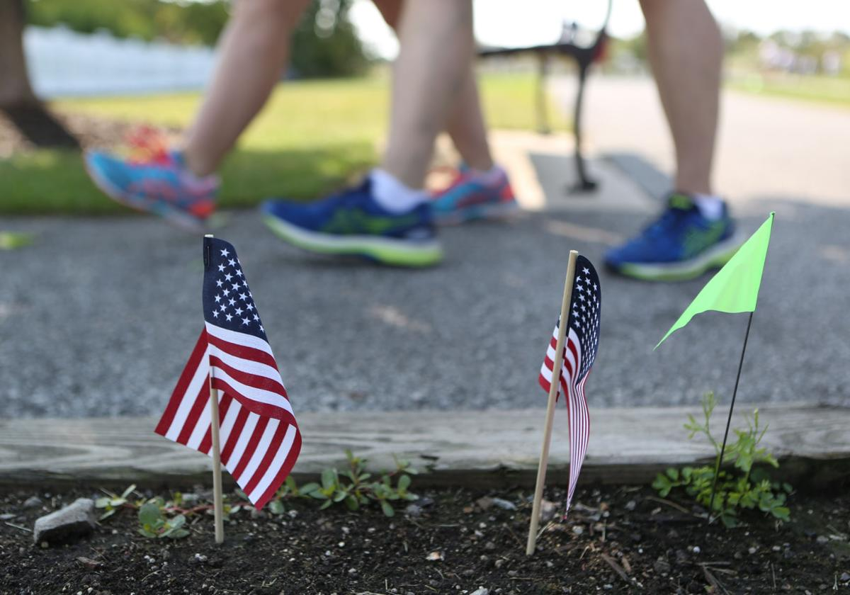Orthopaedic Specialists of Northwest Indiana Red, White and Move