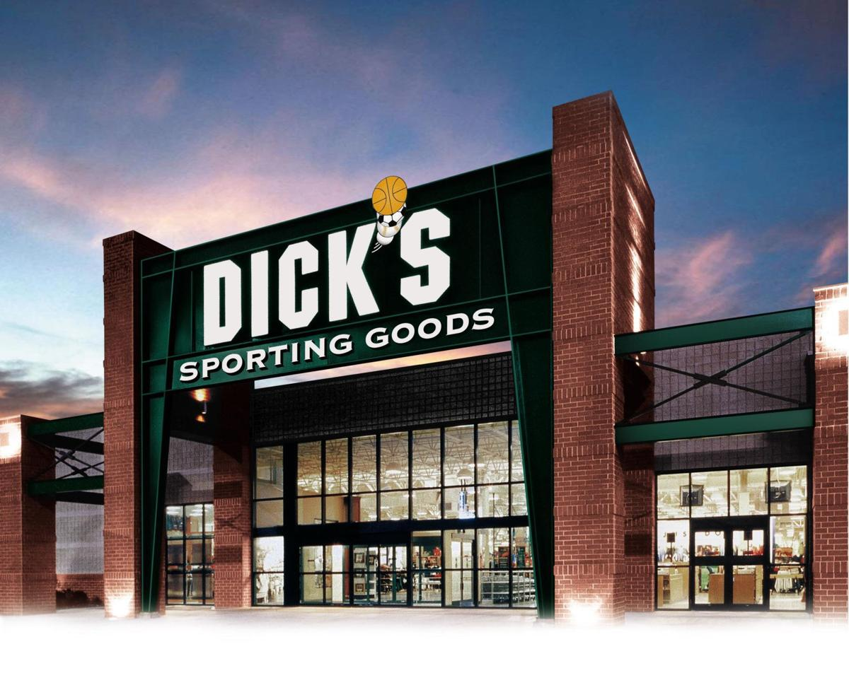 Dicks clothing store