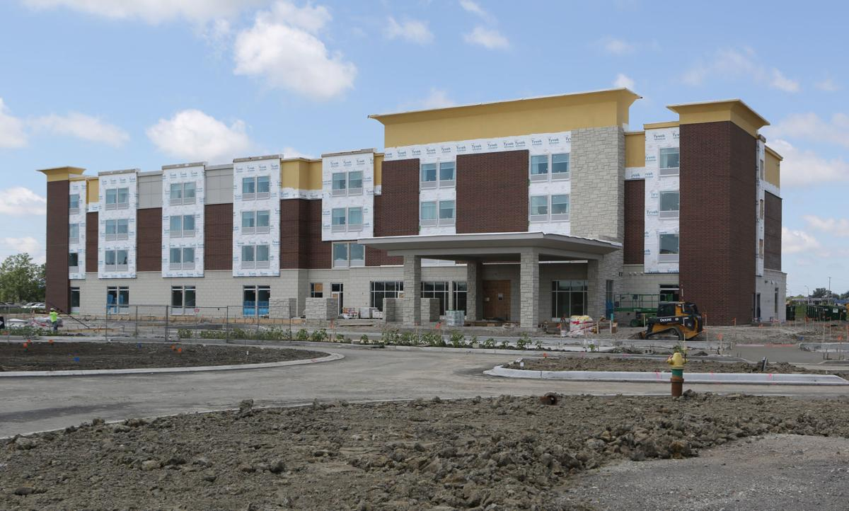 Centennial Village site takes shape
