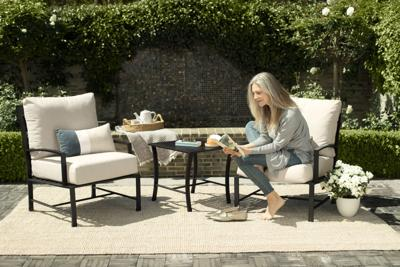 At Home with Marni Jameson: They're coming! Part One: Designing an outdoor getaway