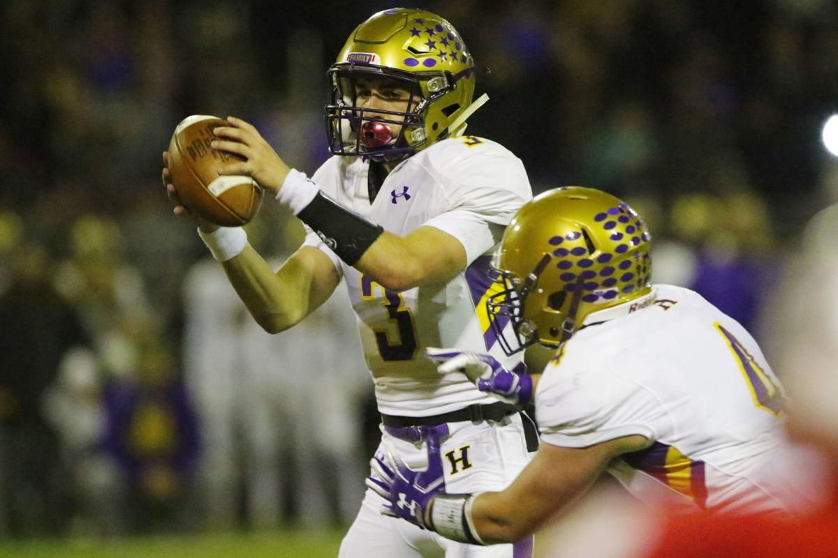 4A football sectional first round: Hobart vs. Morton