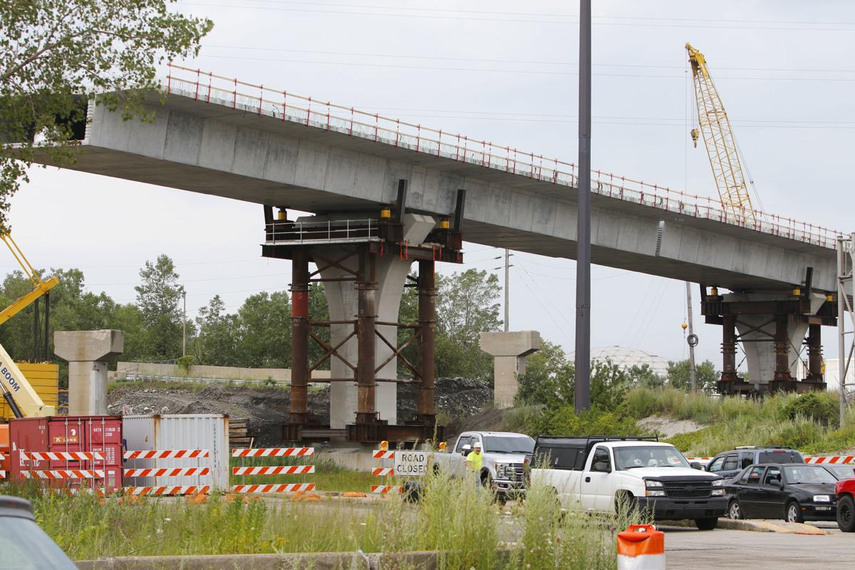 Cline Avenue bridge talk