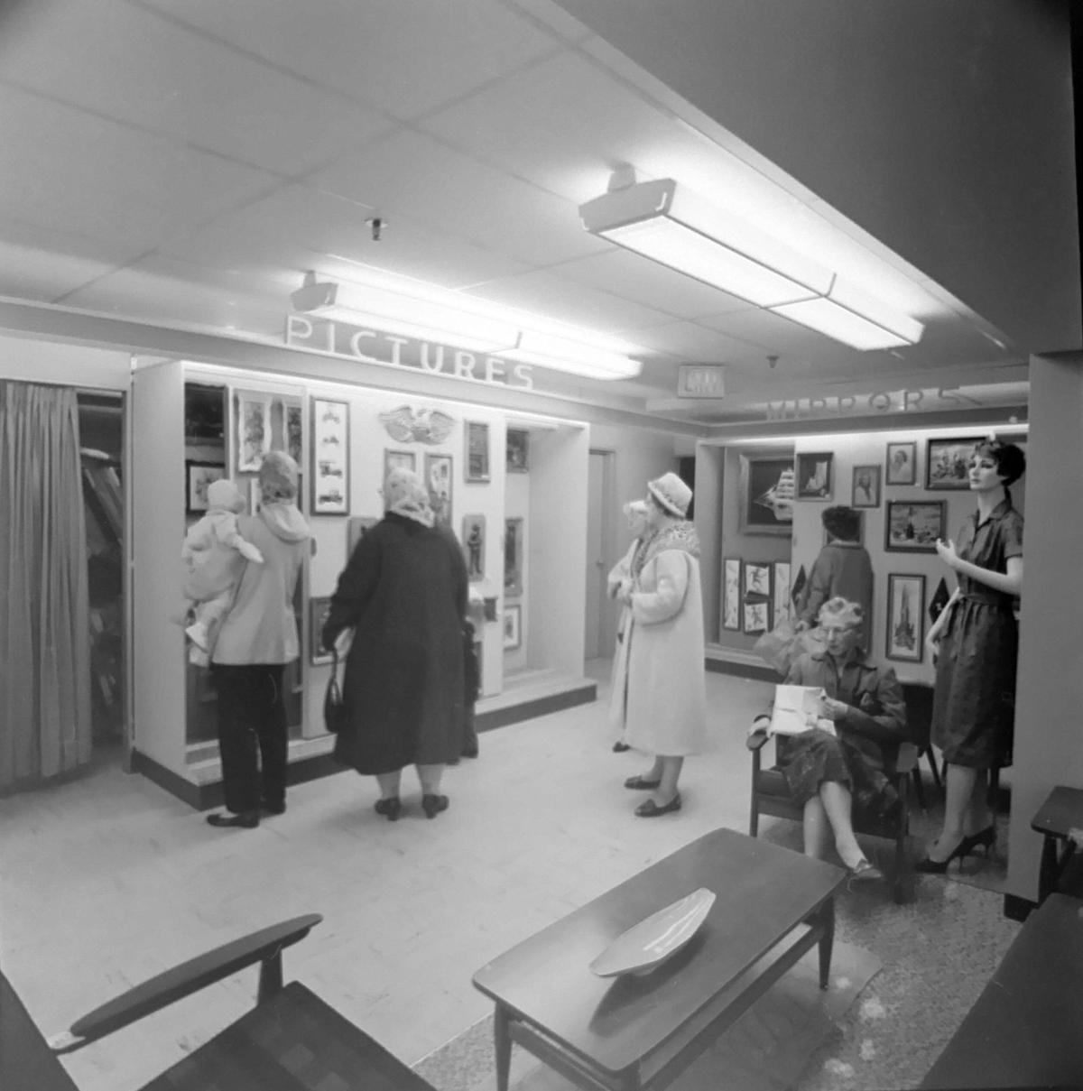 Throwback Thursday: Gallery: JC Penney Store In Downtown