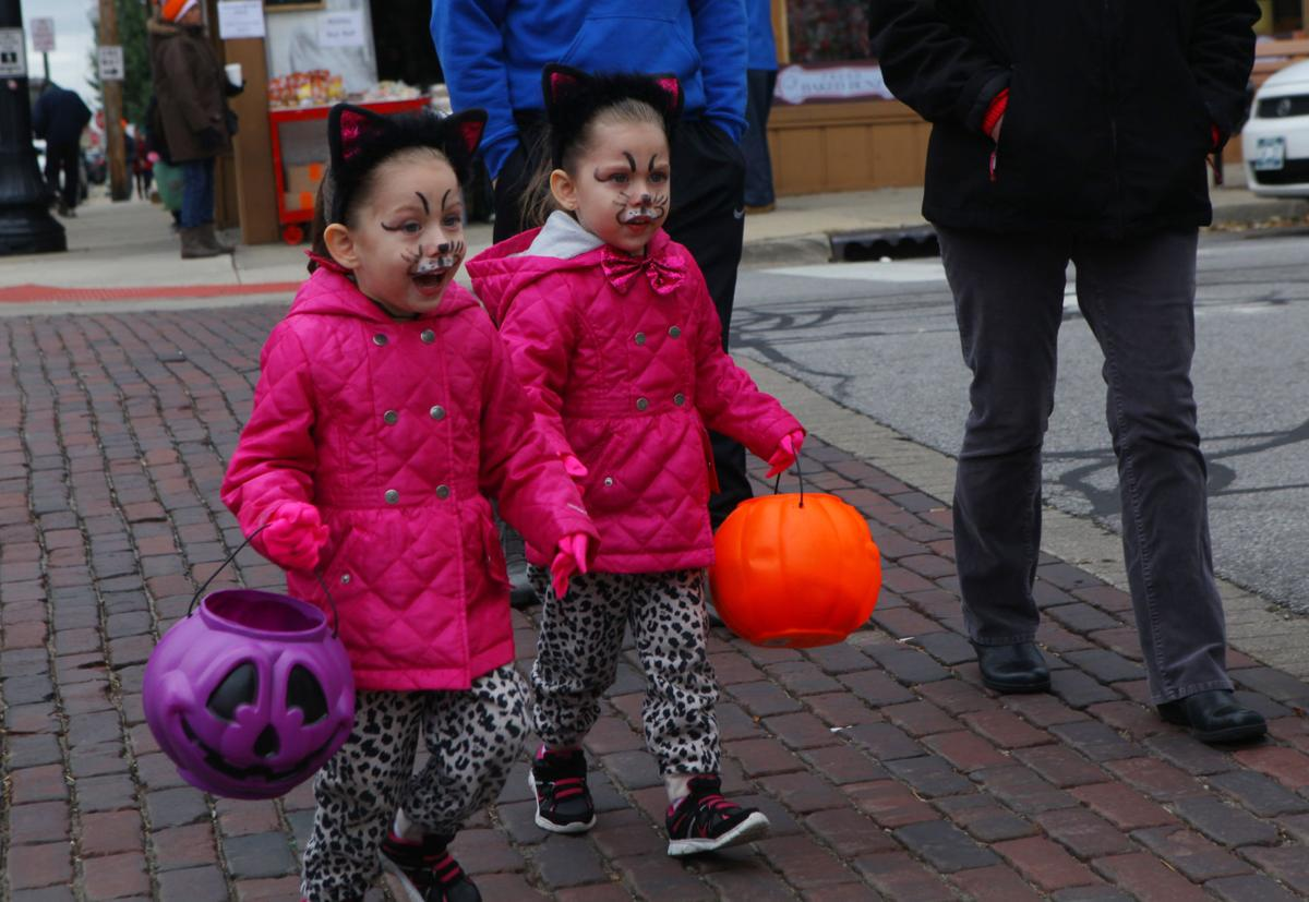 Whiting Halloween Parade