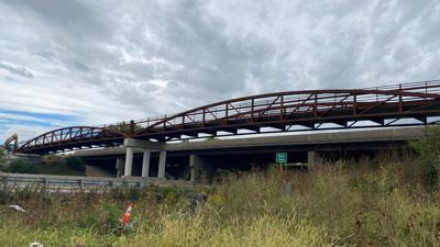 Bridge over I-55 improves access to Will County Forest Preserve trails