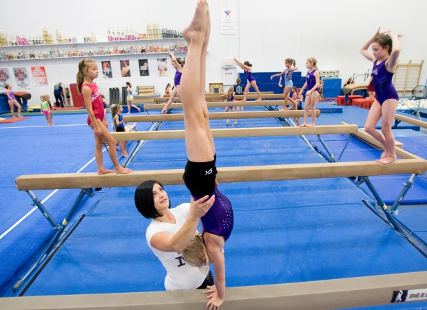 Local kids flip for Olympia Gymnastics Camp | Olympics