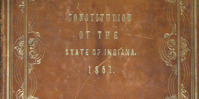 Indiana Constitution stock