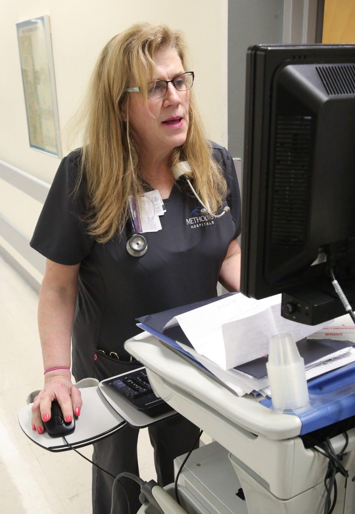 Methodist Hospital Nurse Magnet award