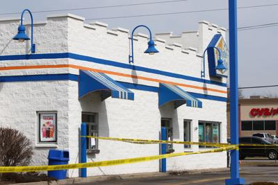 Meth lab bust at White Castle (THAT'S SO REGION)