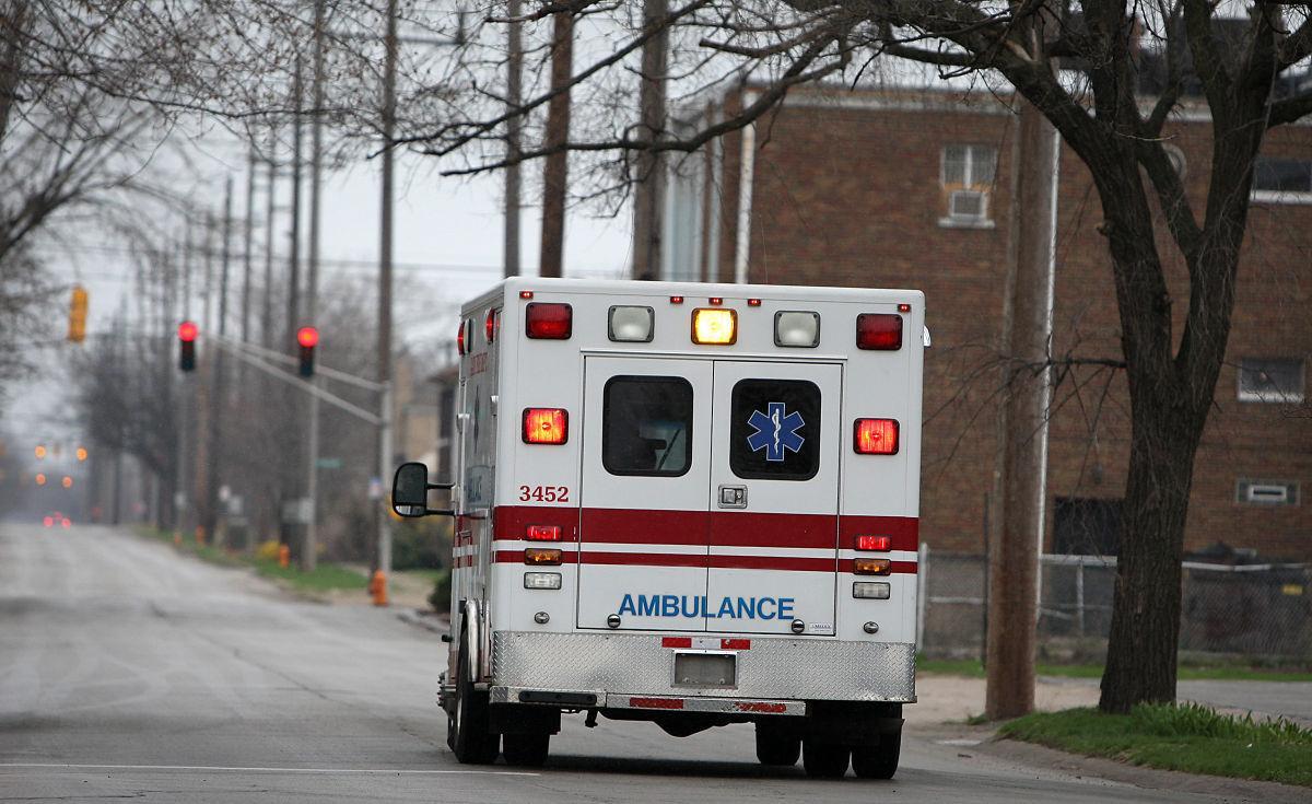 Ambulance stock copy