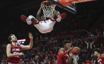 Indiana Rutgers Basketball
