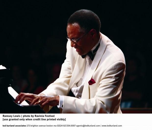 Ramsey Lewis headlines VU Jazz Fest