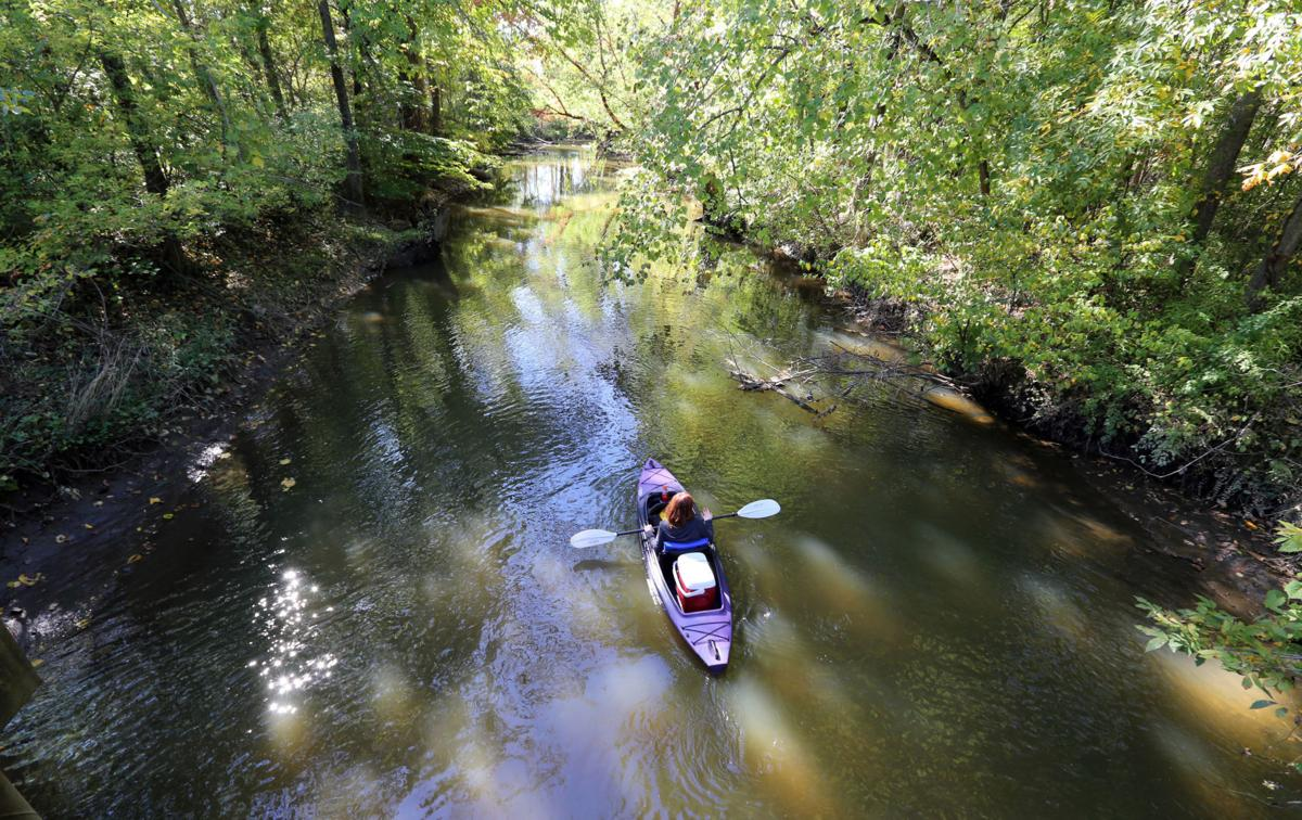Paddling 'jewel' reopens after 35 years