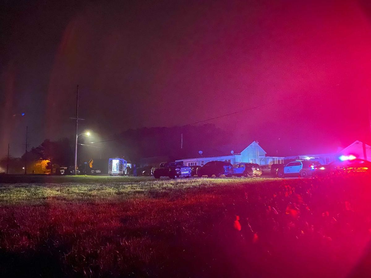 WATCH NOW: SWAT team surrounds Region home