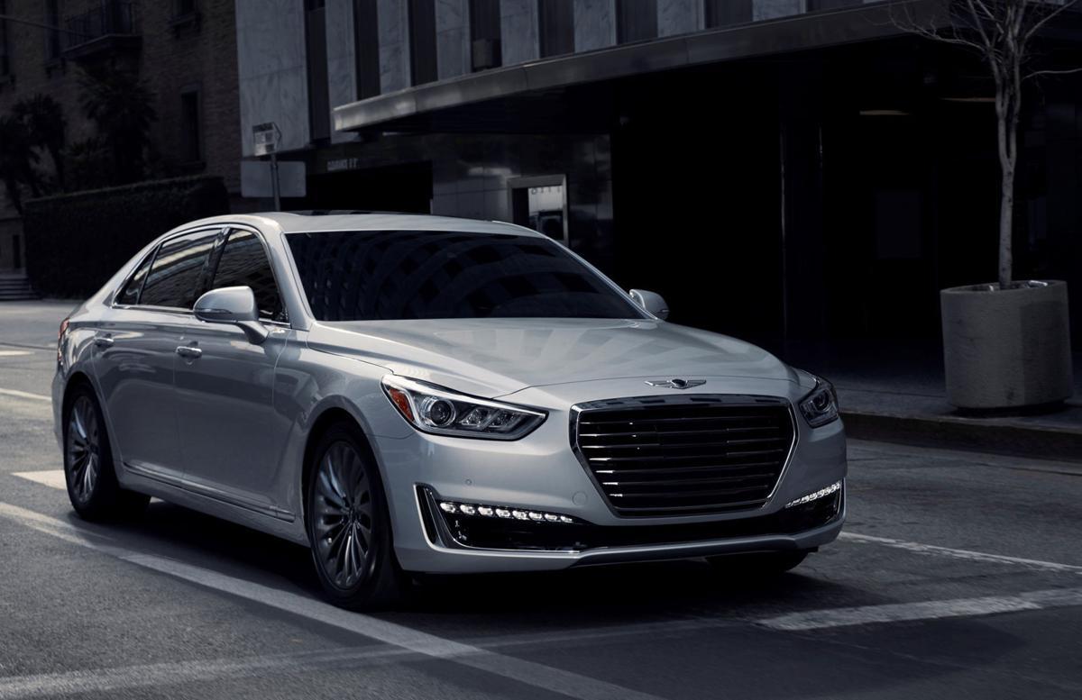 G90 sedan offers luxury experience