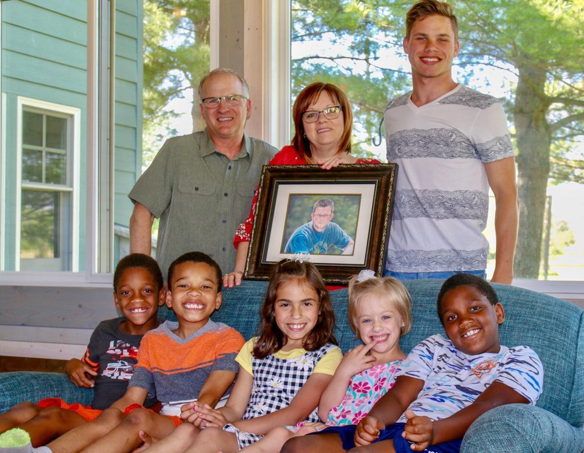 The Huseman family