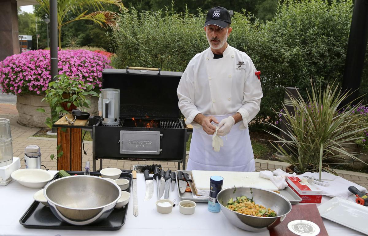 Chef Joe Trama, Center for Visual Performing Art