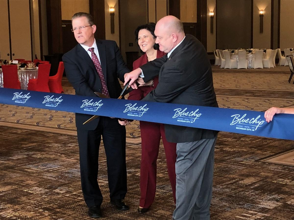 Expansion of Blue Chip Casino meeting space to bring more visitors to Northwest Indiana