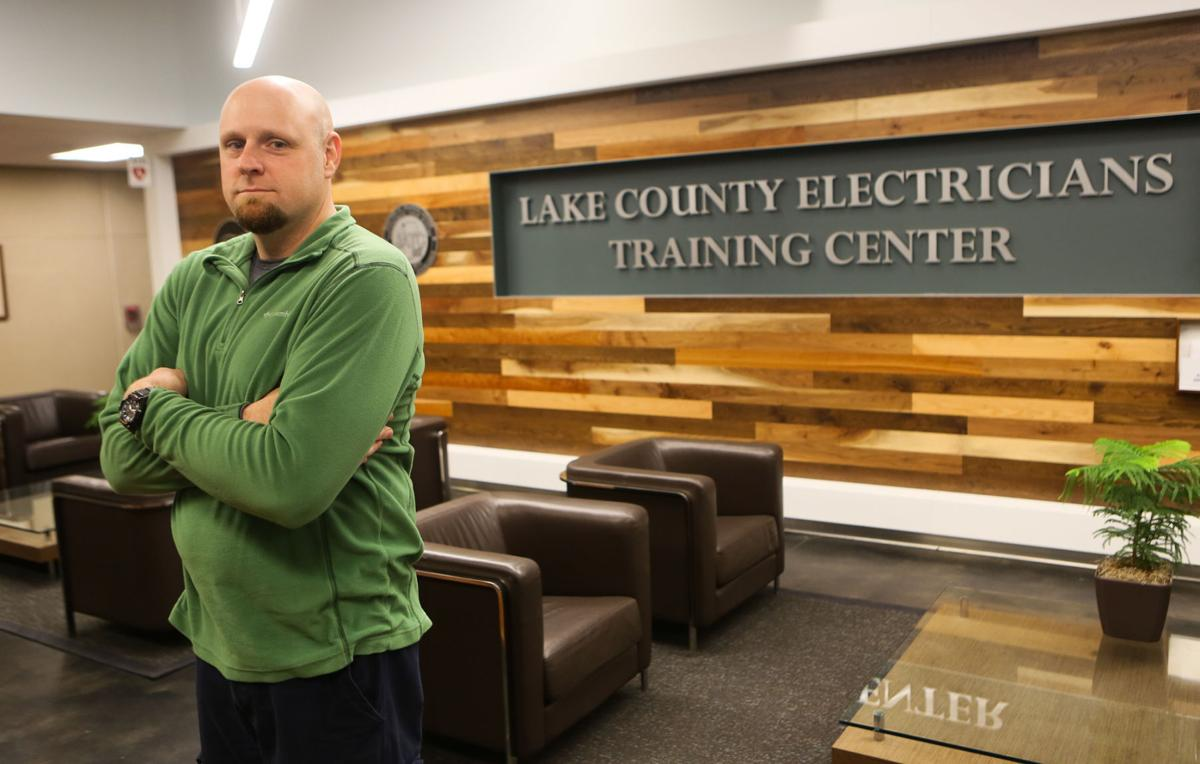 On the Job: Electrician Eric Severson