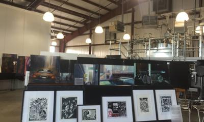 New art gallery opens in Crown Point