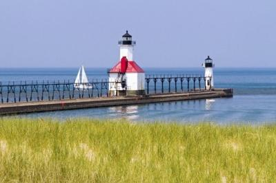 A beacon in the darkness: Saving Lake Michigan lighthouses