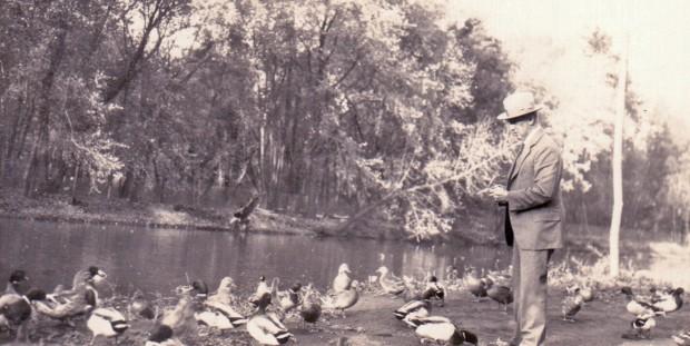 Kankakee River Restoration Pioneer-William Cameron