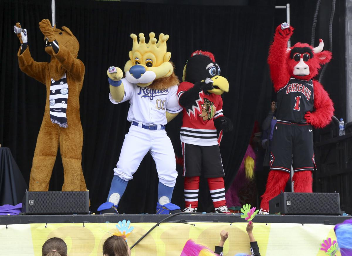 Inductees add to fun, formality of Mascot Museum