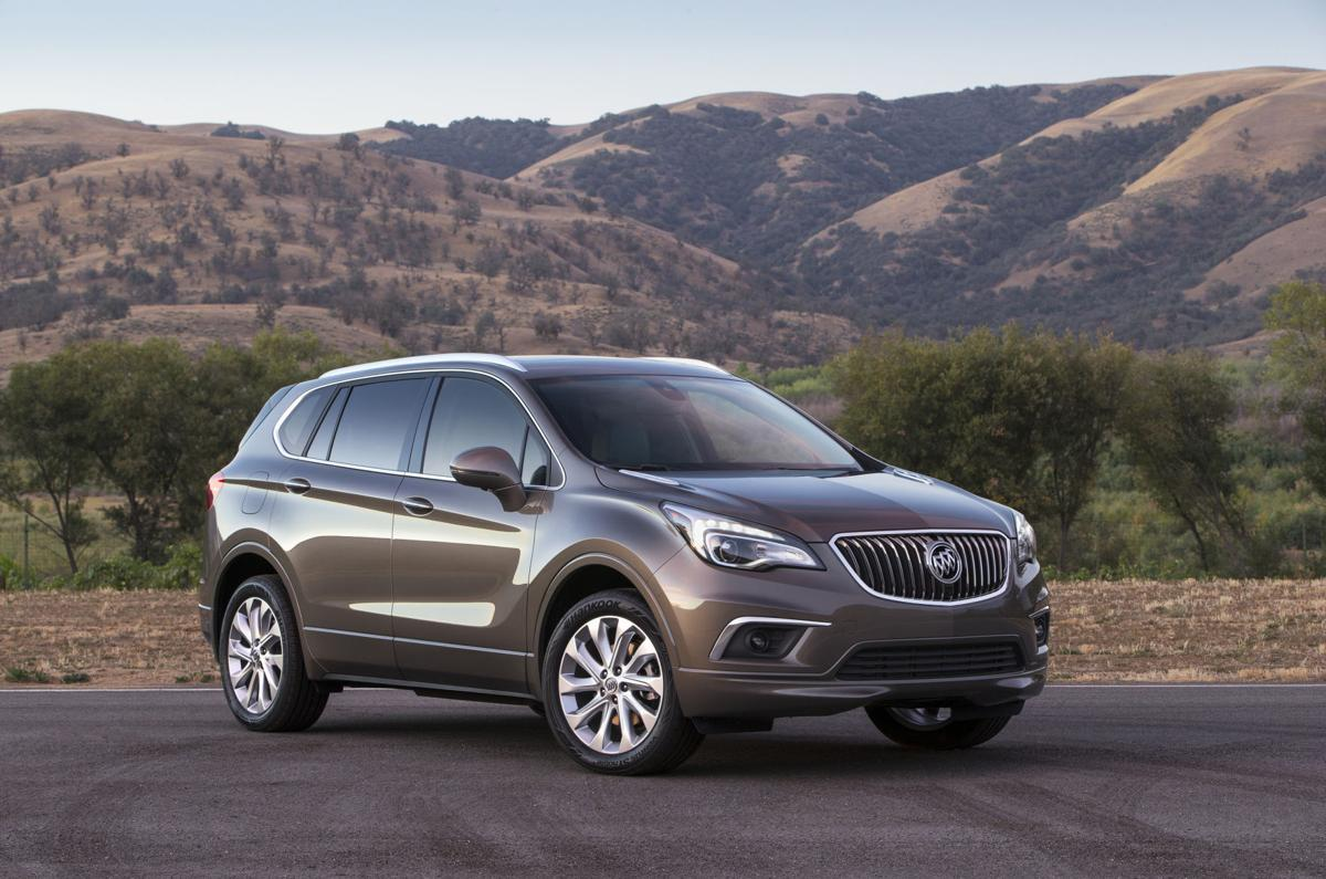 America\'s first Chinese-built SUV is a Buick Envision | Cars ...