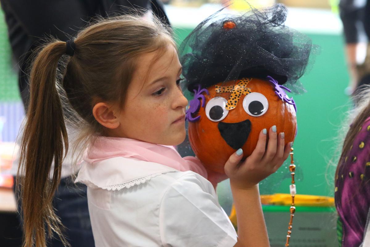 Memorial Elementary School Halloween Party