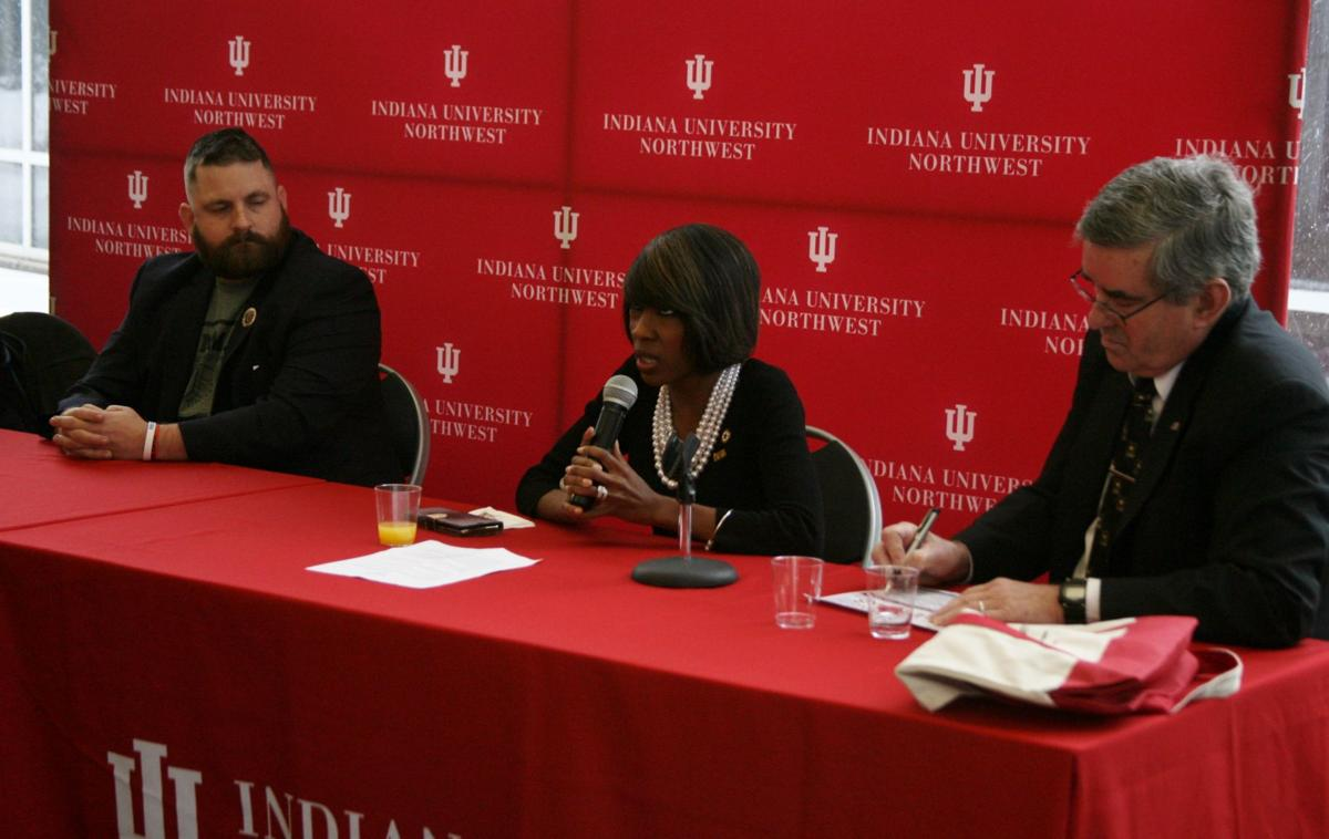 Symposium examines military life before, during, after service