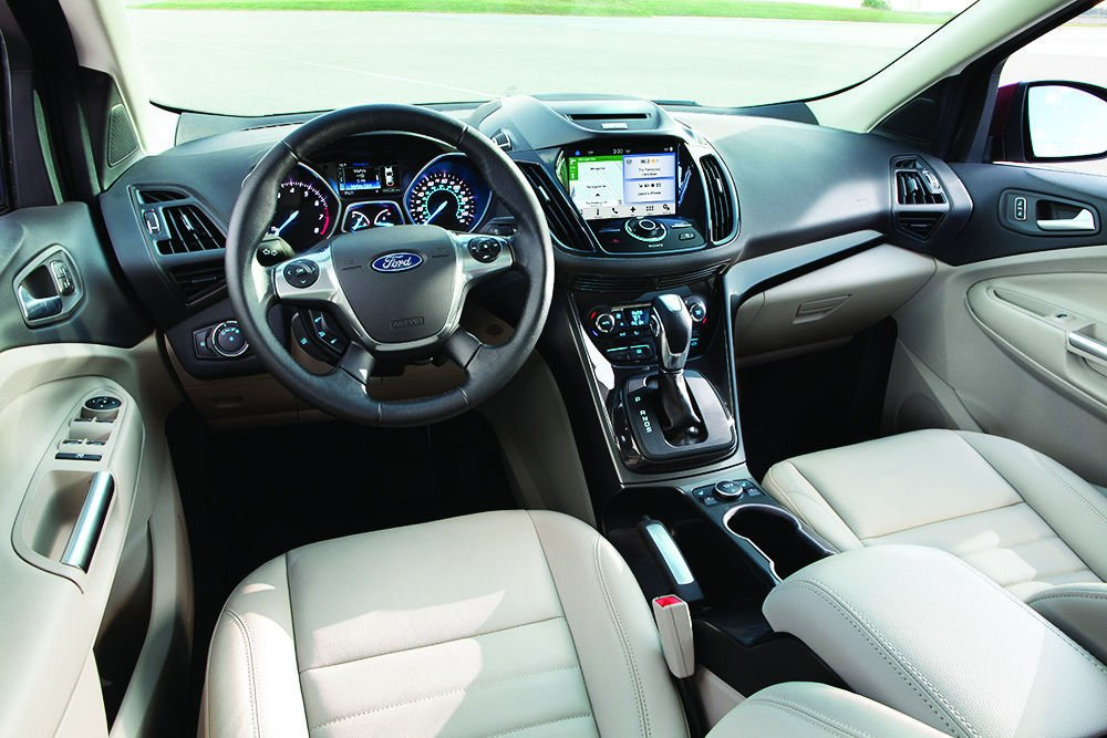 2016 Ford Escape Cutting Edge Sync 3 Technology In A Compact Suv