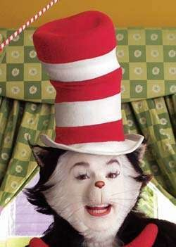 f738596d Mike Myers coughs up one hairball to many in 'Cat in the Hat ...