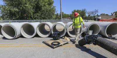 Third Street bridge on pace to reopen soon