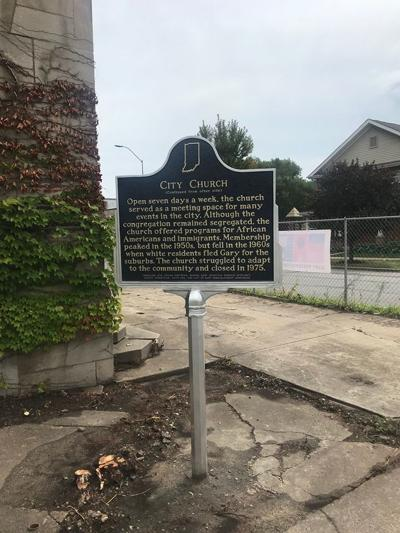 Gary's City Landmark Church gets historical marker