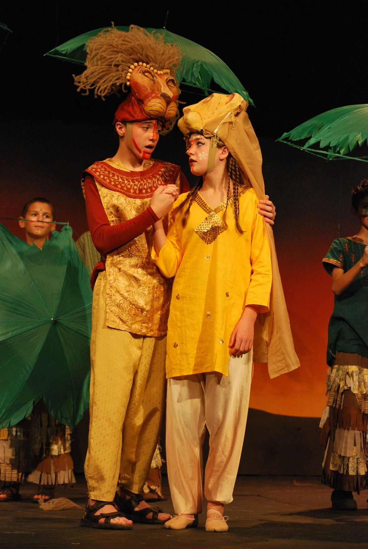 Crowd Roars For Student Production Of The Lion King Jr Lake County News Nwitimes Com
