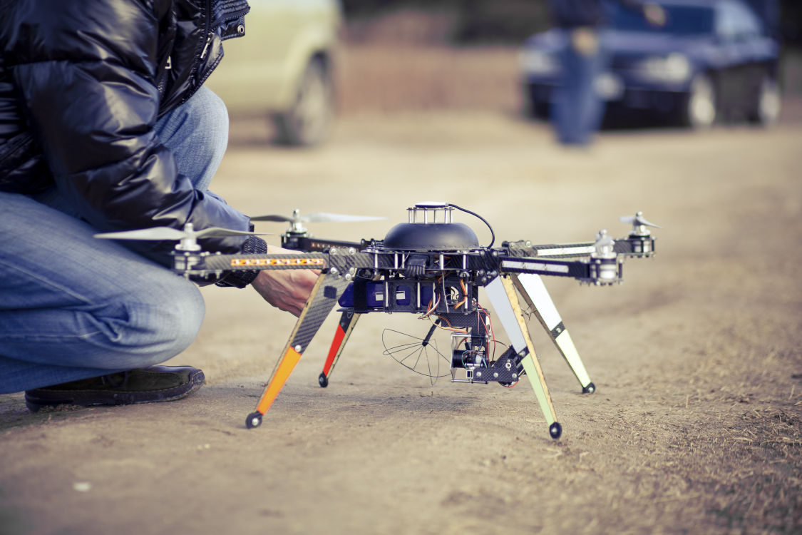 Drones: The Next Frontier in Real Estate Marketing