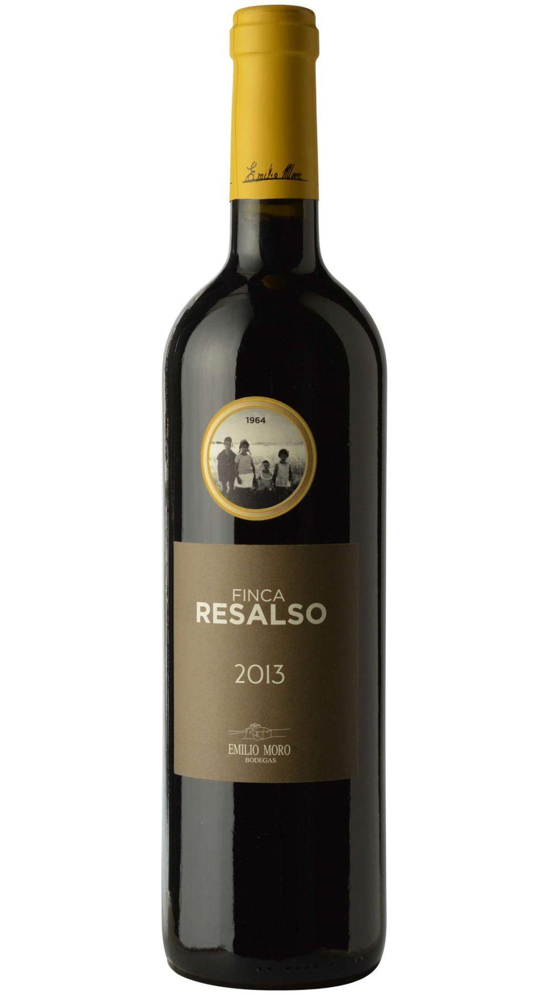 Emilio Moro 2013 Finca Resalso Wine