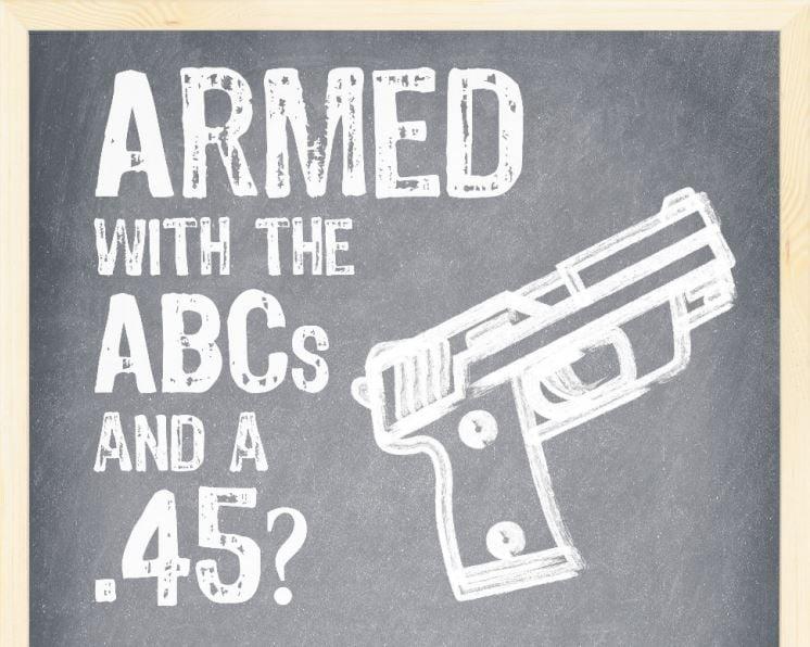 Teachers with guns? Region educators, parents weigh in