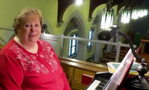 Trinity Lutheran Church celebrates 30 years of Cheryl Dieter as Director of Worship and Music