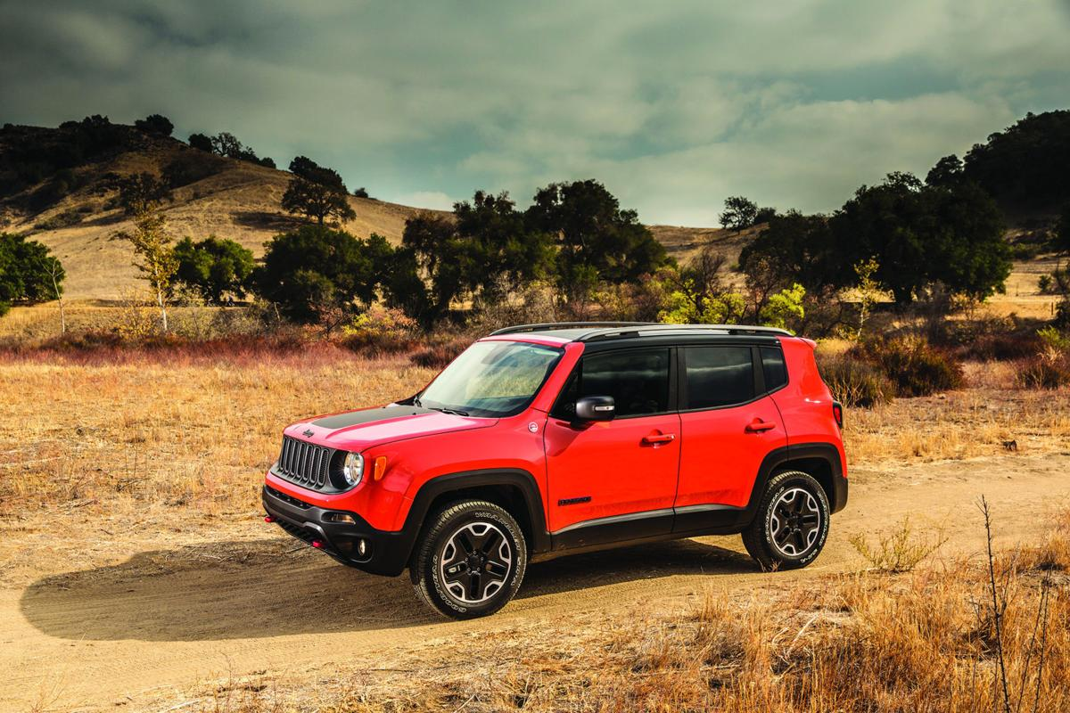 the 2016 jeep renegade: quality upgrades without sacrifice of off