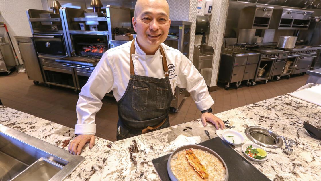 WATCH NOW: Meet the Region's new Hard Rock Casino chef