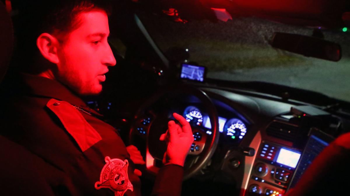 Porter County Sheriff's Department Overdose Response Team Ride-along