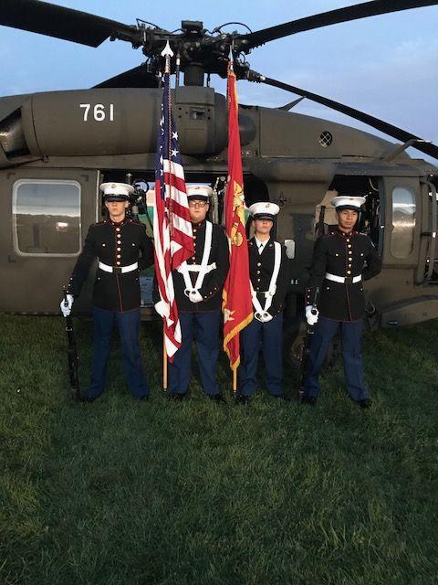 Michigan City ROTC