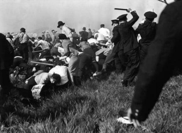 Rally Commemorates 1937 Memorial Day Massacre