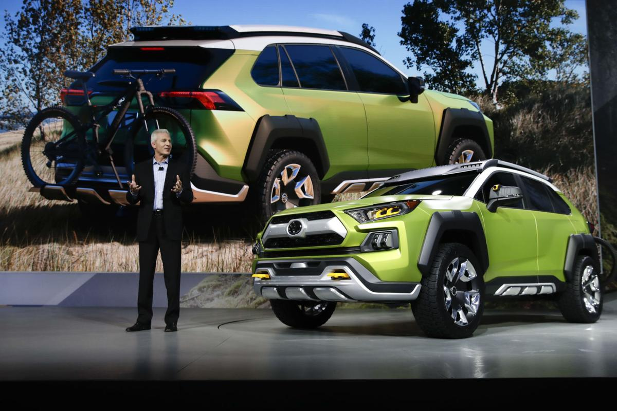Auto Show Toyota