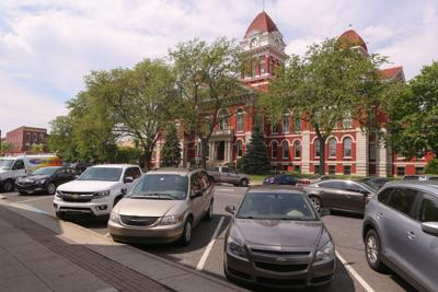 Study to look at parking downtown in Crown Point