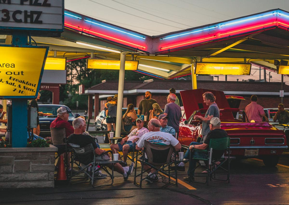 Drive-in restaurants revving up for another busy season