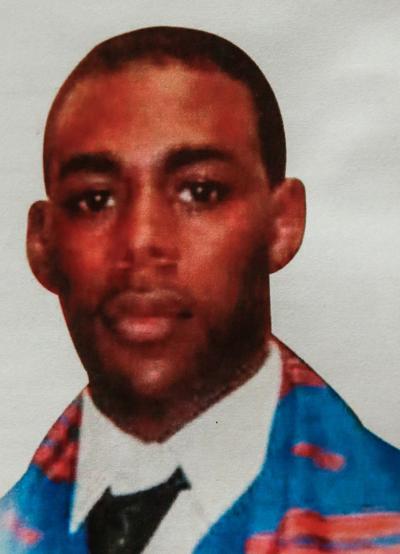 Michelle Morgan grieves for her son Terryonte' Bridgeman